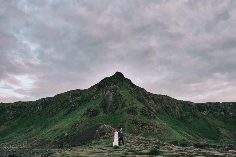 Northern Ireland elopement photographer